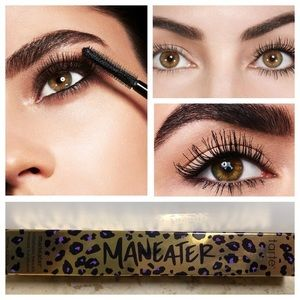New! Maneater mascara by tarte